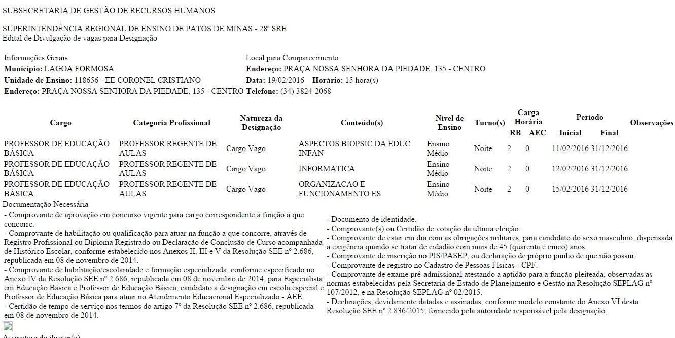 Exame admissional fortaleza