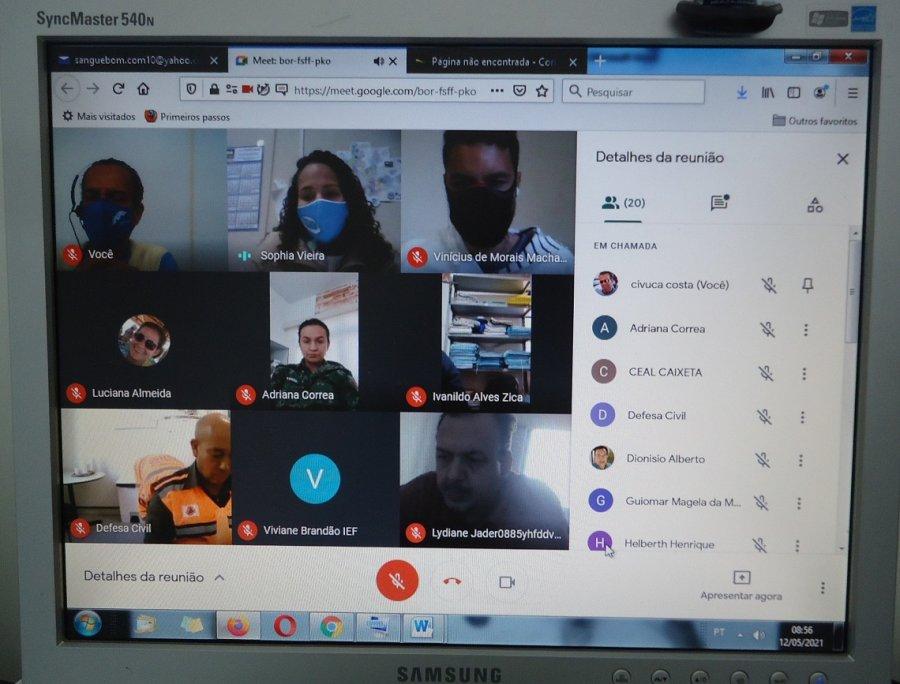 Codema realiza reunião virtual do mês de maio para deliberações ambientais