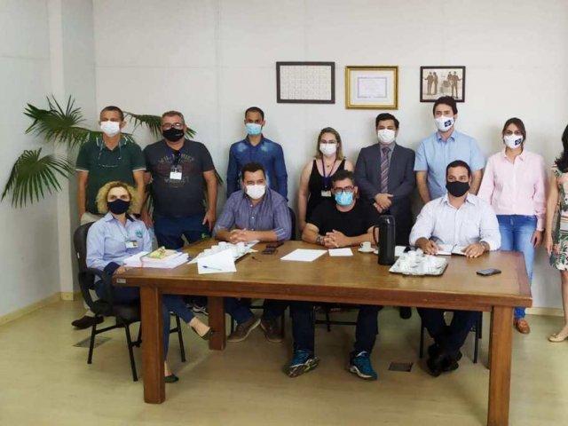 Covid-19: em reunião do novo comitê, prefeitura formaliza início da onda amarela na segunda-feira