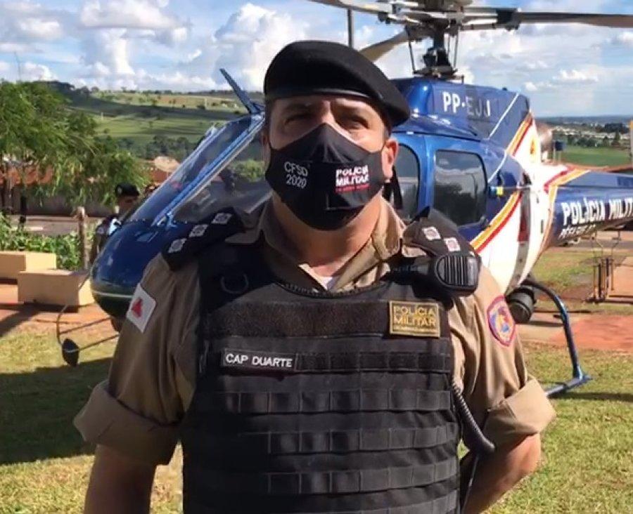 Polícia Militar lança megaoperação em Patos de Minas e Patrocínio