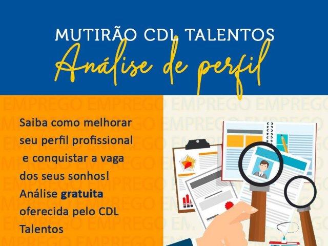 Saiba como melhorar seu perfil profissional, participe da Consultoria de Carreira CDL Talentos!