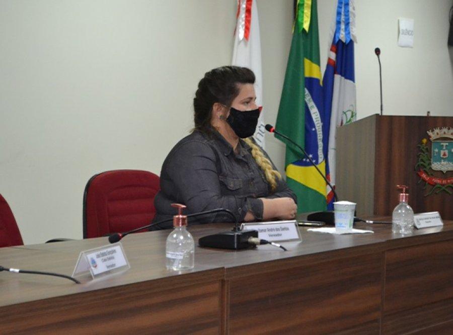 CPI do Legislativo Patense que investiga a Copasa ouve depoimento de funcionário da Copasa e de moradora do Bairro Jardim Quebec