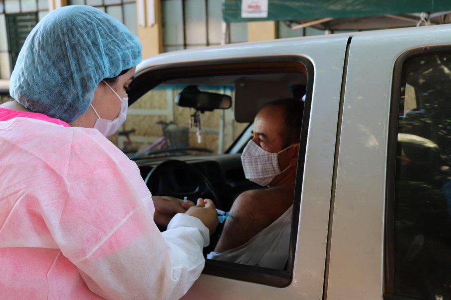 Secretaria de Saúde de Presidente Olegário realizará o 4º drive-thru de vacinação