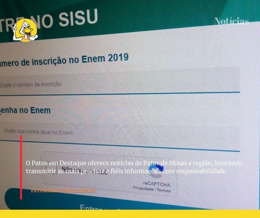 Termina hoje prazo para adesão de universidades ao Sisu