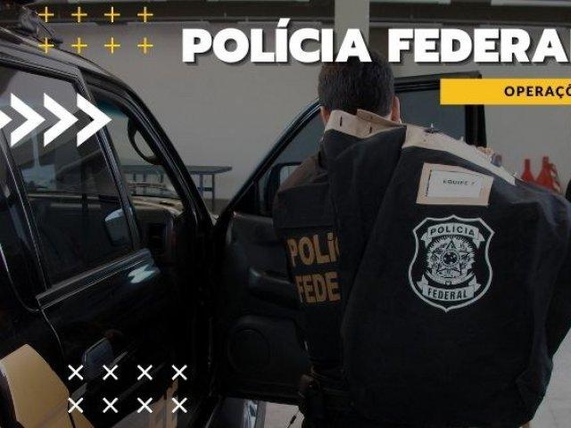 Polícia Federal deflagra operação no combate a fraudes contra benefícios emergenciais