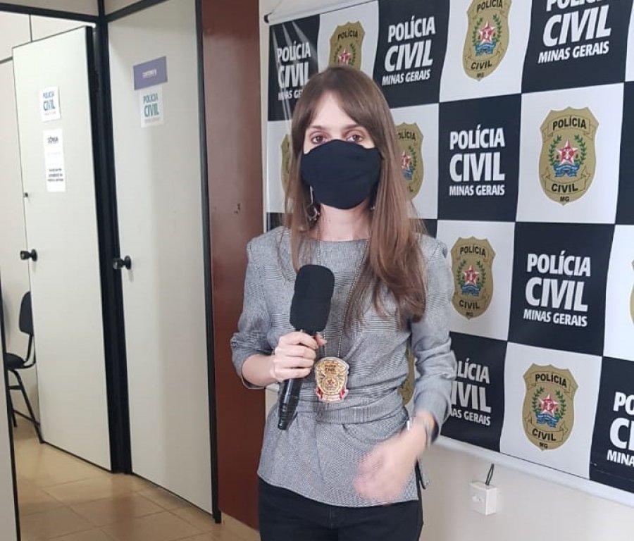 Uberlândia: PCMG prende avô suspeito de abusar sexualmente das netas
