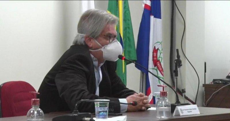 CPI da Copasa em Patos: ex-secretário de Administração sugere mais fiscalização e multas em caso de irregularidades