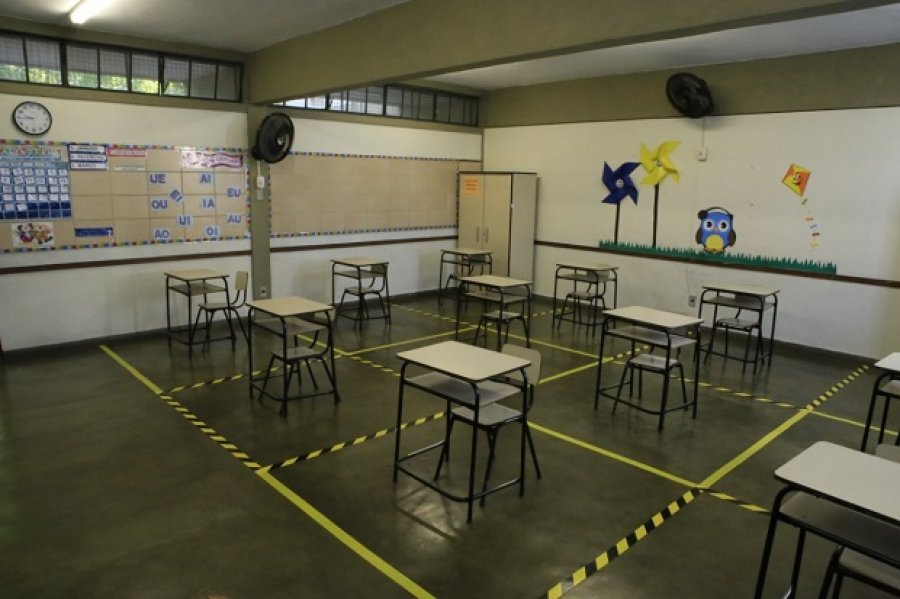 Educação anuncia volta às atividades presenciais nas escolas da rede estadual