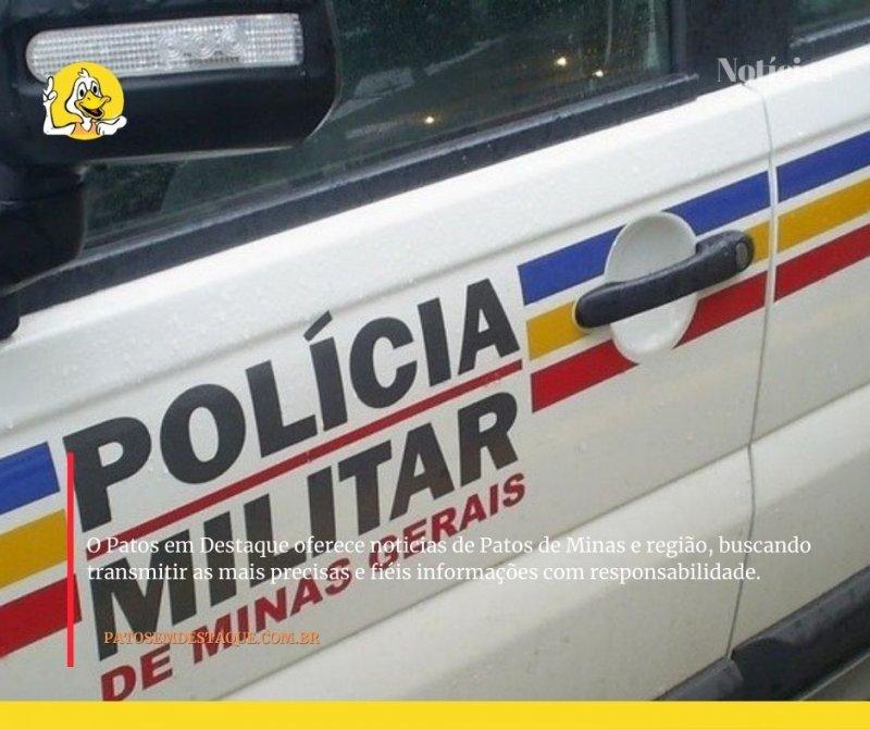 Mãe é presa após agredir os filhos em Patos de Minas