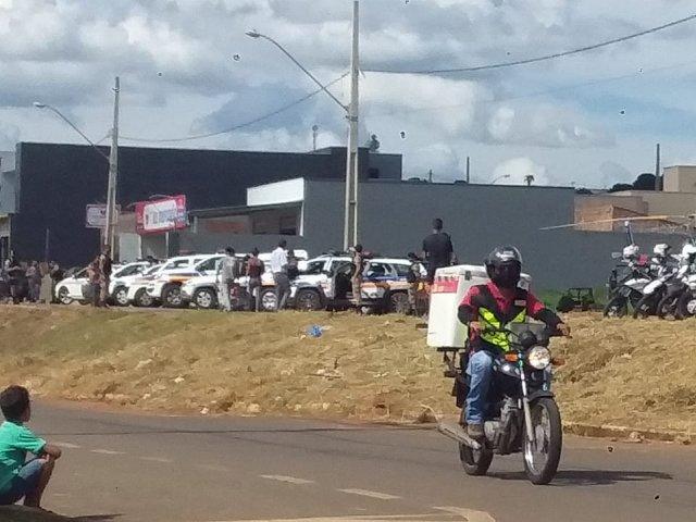 15º BPM lança operação em bairros estratégicos de Patos de Minas