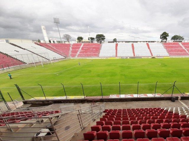Pedido da URT não é aceito; jogo contra Cruzeiro é mantido em Sete Lagoas