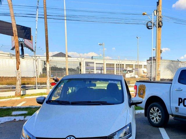 Polícia Civil recupera veículo produto de fraude em Patrocínio