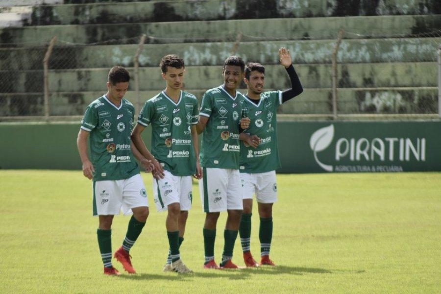 Mamoré inicia projeto do futebol com amistoso no Bernardo Rubinger