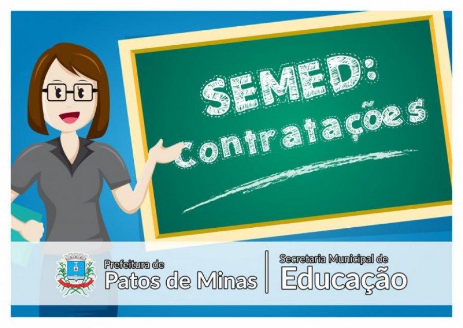 Semed publica edital para contratar secretário escolar e supervisor educacional
