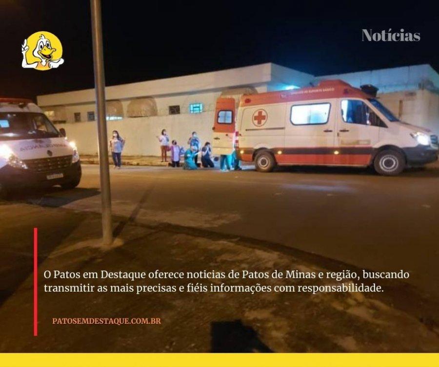 Carmo do Paranaíba registra 08 mortes suspeitas e 80 casos de covid-19