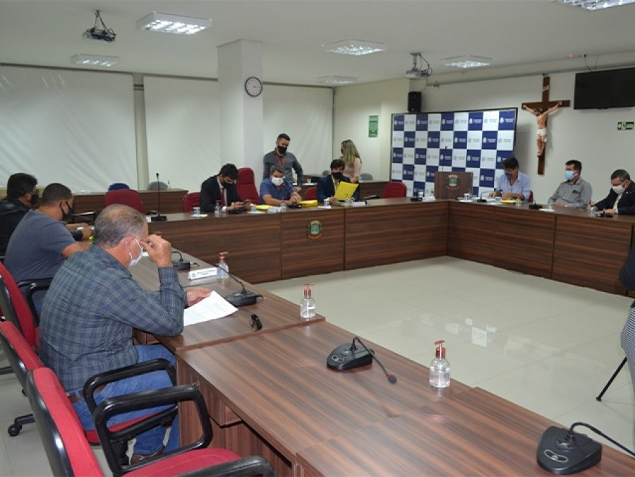 Comissão de Legislação, Justiça e Redação analisa projetos de lei para a reunião ordinária do dia 22 de julho