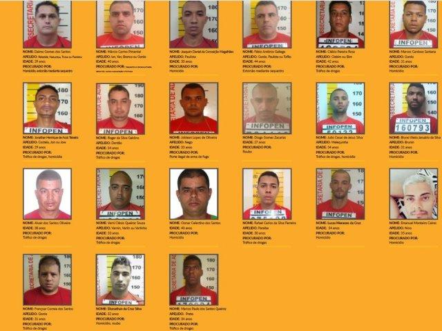 Suspeito de liderar o tráfico de drogas em Patos de Minas está entre os mais procurados de MG