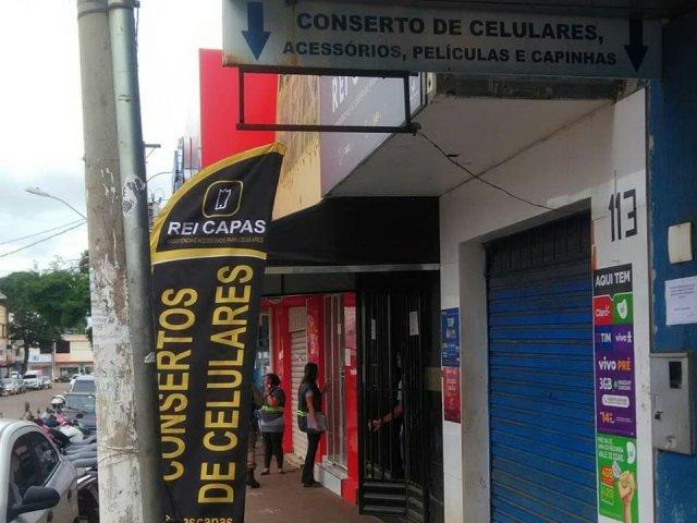 Prefeitura de Paracatu determina lockdown total e adota rodízio de CPF