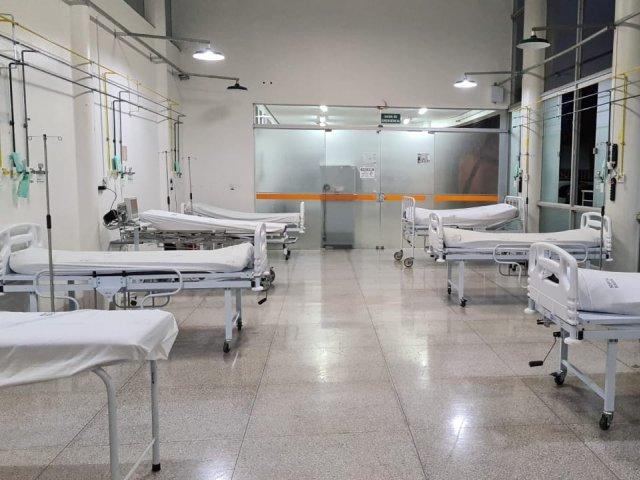 Secretária de Saúde anuncia oito novos leitos para o combate à pandemia em Patos de Minas
