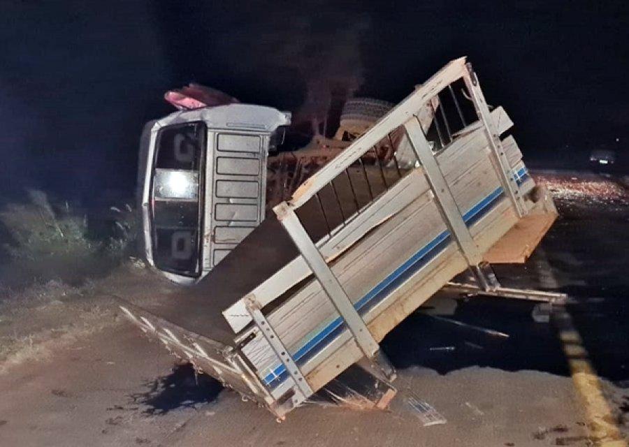 Jovem de 19 anos morre em grave acidente na LMG-764