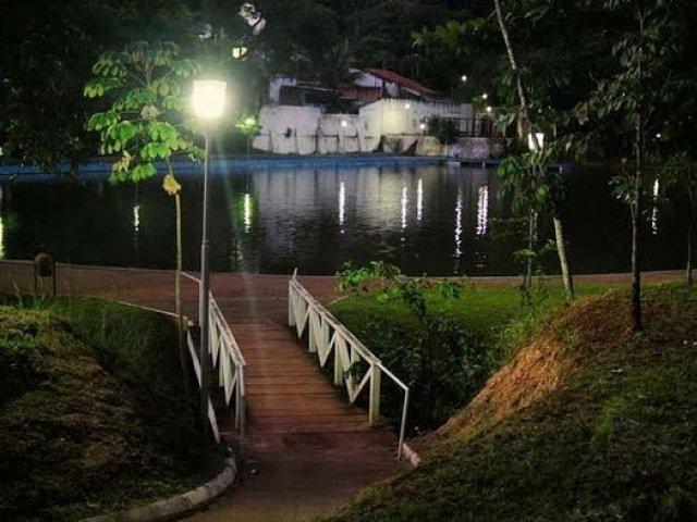 Parque Municipal do Mocambo é reaberto ao público