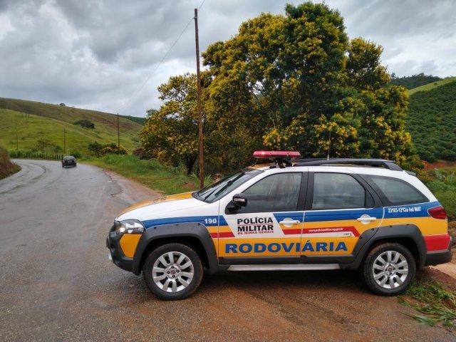 Polícia prende motorista por embriaguez ao volante na MG 230 em Rio Paranaíba