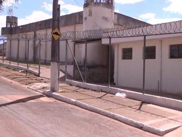 Detentos tentam fugir da penitenciária de Carmo do Paranaíba
