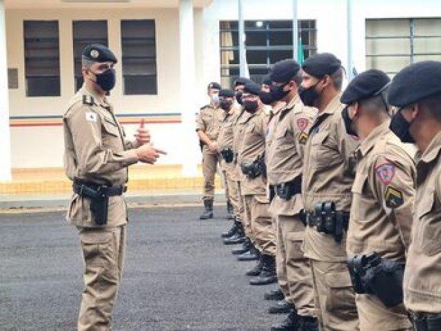 Décima Região da Polícia Militar realiza Curso de Patrulha Rural