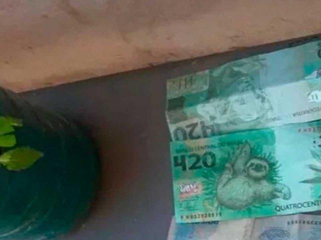 Com nota falsa de R$420, estelionatário aplica golpe em idoso de 75 anos em Unaí