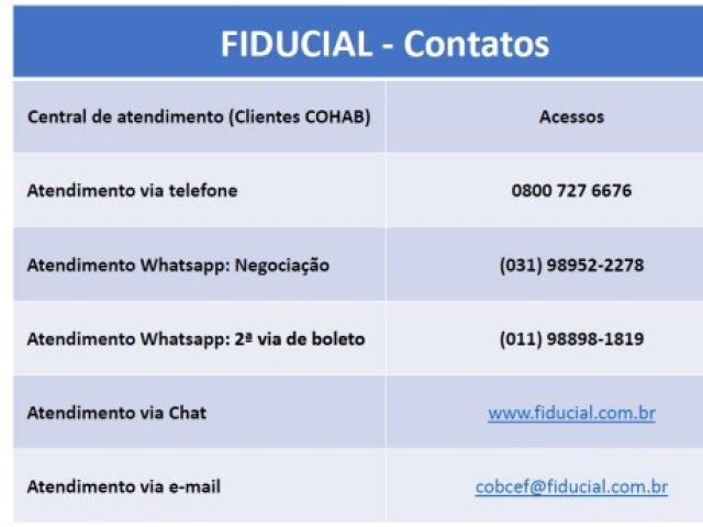 Cohab realiza campanha de renegociação de dívidas