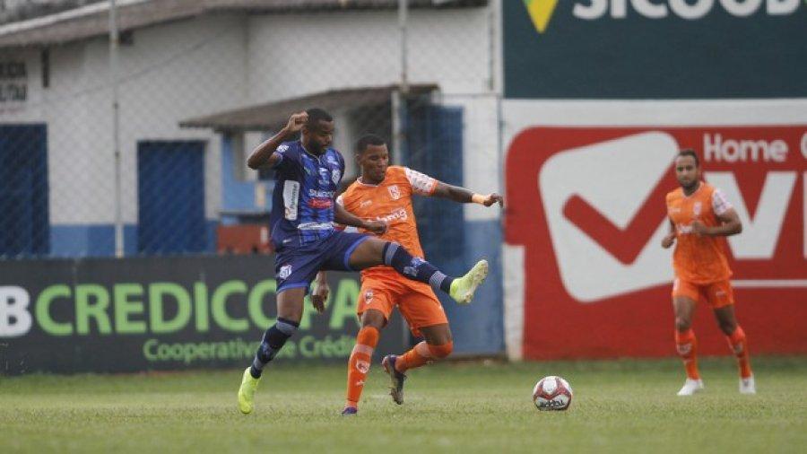 URT vence o Coimbra pelo Campeonato Mineiro