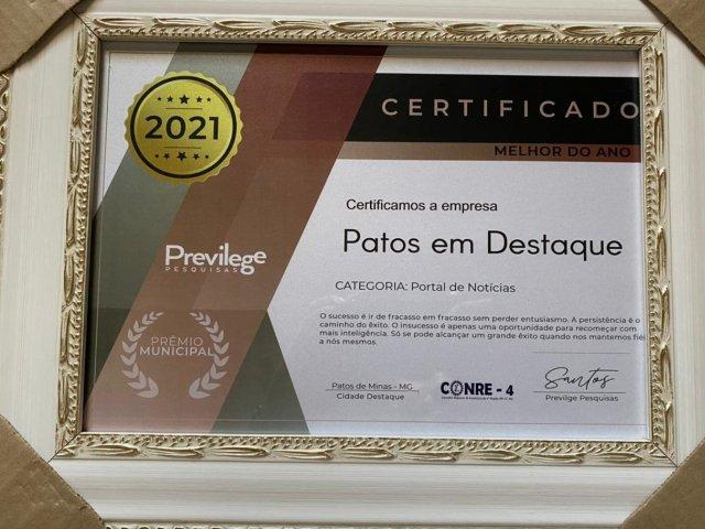 Conheça as empresas que são destaque na opinião pública em Patos de Minas