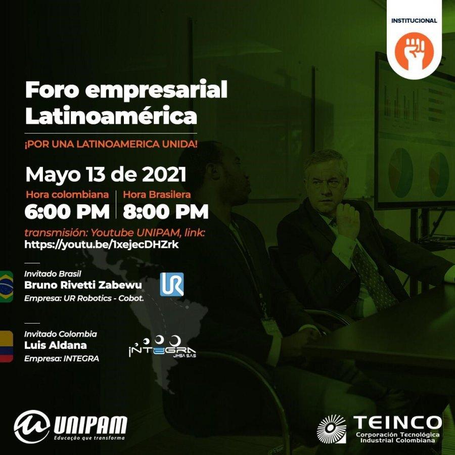 UNIPAM e TEINCO promovem Fórum Empresarial sobre Robótica e Mercado de Trabalho