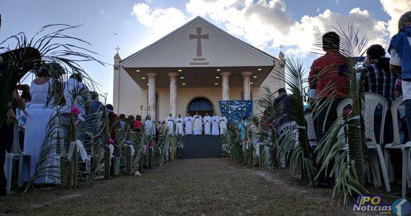 Santuário de Nossa Senhora da Abadia em Andrequicé será fechado para visitação