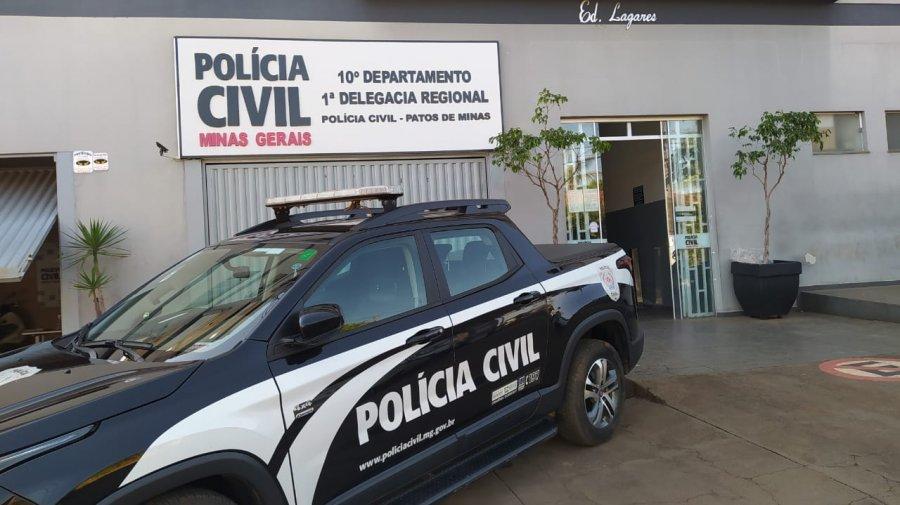 Polícia Civil realiza mutirão de vistoria eletrônica em Patos de Minas
