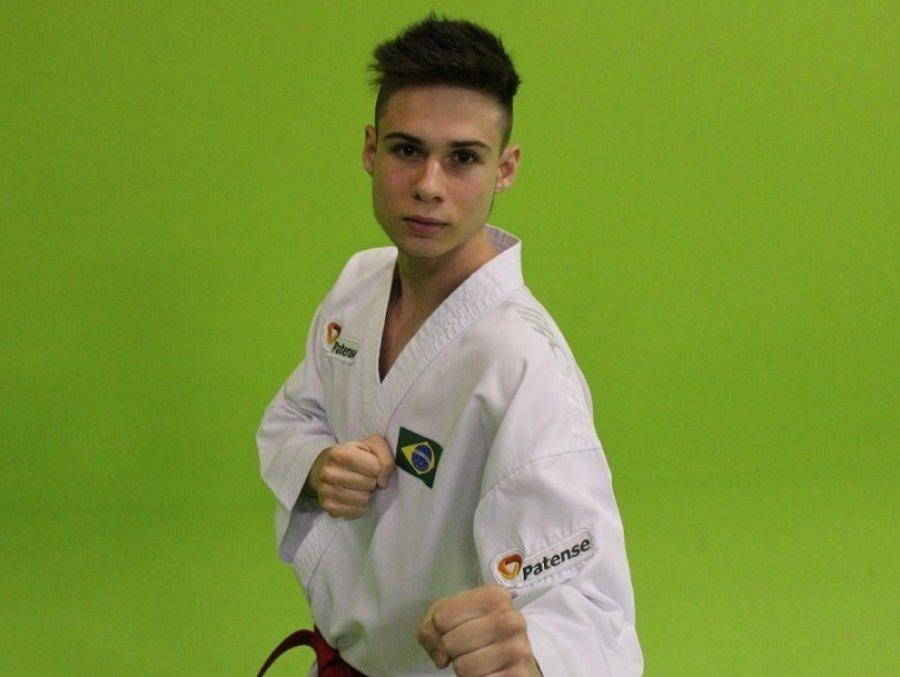 Rafael Nascimento retorna aos tatames e assegura o bronze no meeting nacional