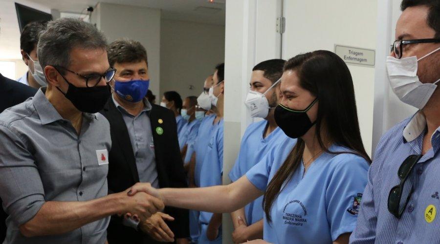 Romeu Zema apoia inauguração de Pronto Socorro em Patrocínio