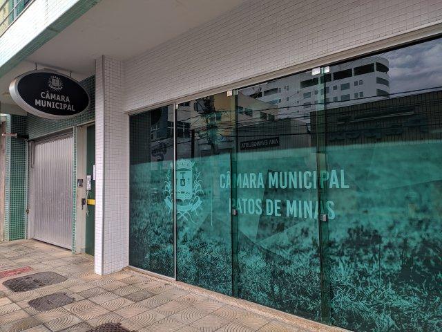 CLJR de Patos de Minas analisa projetos para a reunião ordinária do dia 13 de maio