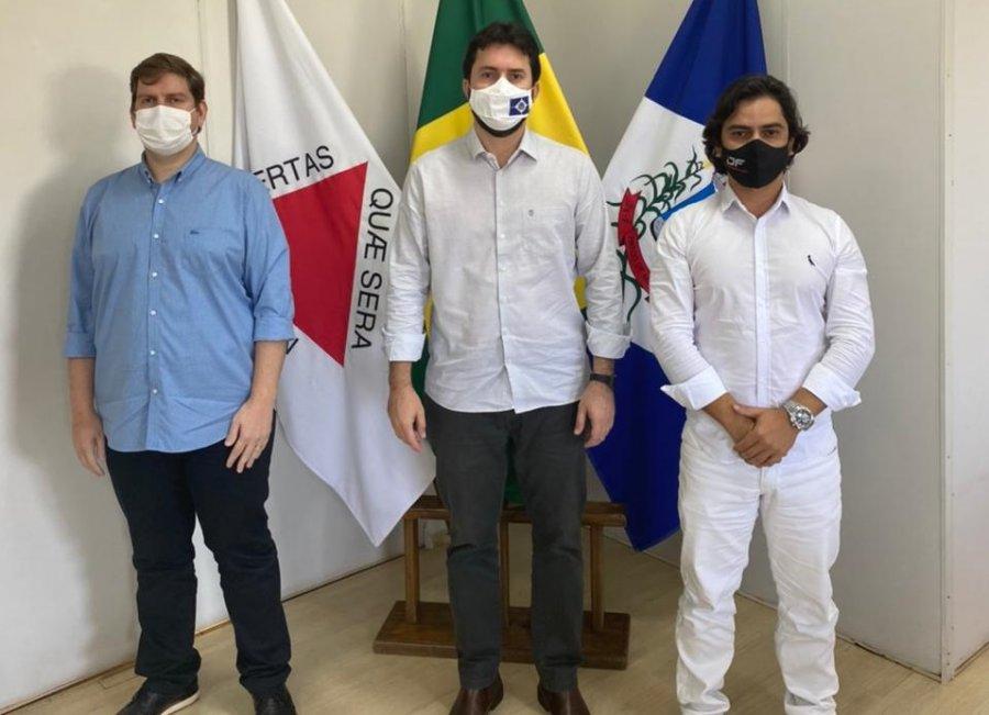 Instituto Daniel Franco estreita relações com Prefeitura de Patos de Minas