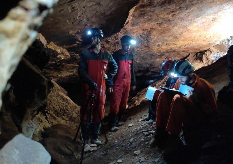 Cavernas de Coromandel guardam vestígios que reforçam tese de que o mar já esteve presente na região do Alto Paranaíba