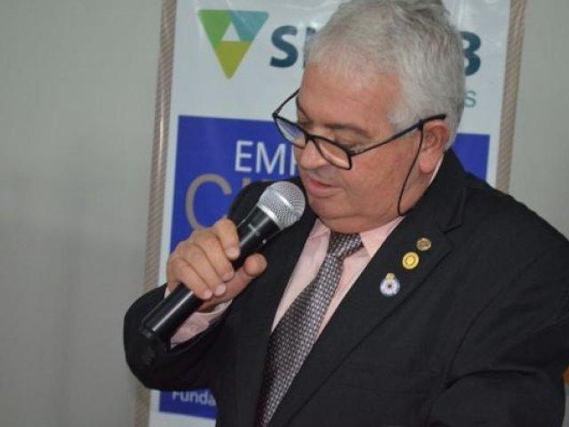 Engenheiro e presidente do Rotary Club de Lagoa Formosa morre em decorrência da covid-19