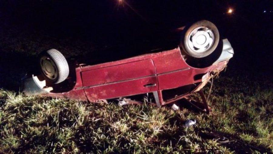 Adolescente de 17 anos de idade morre em grave acidente na MG-235 em São Gotardo