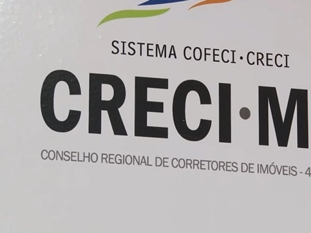 CRECI recebeu denúncias de exercício ilegal da profissão