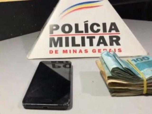 Pedreiro é preso depois de furtar R$ 6 mil em obra que trabalhava