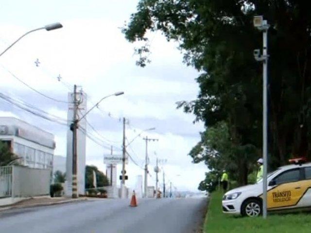 Novos radares começam a funcionar hoje em Patos de Minas