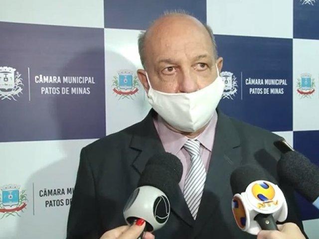 Ex-prefeito de Patos depõe e diz que não participou de assinatura de contrato