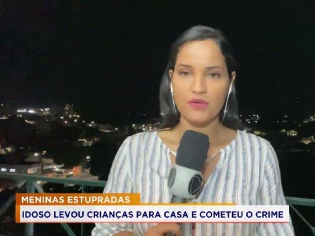Continua preso o idoso de 73  suspeito de estuprar duas crianças em Brasilândia de Minas