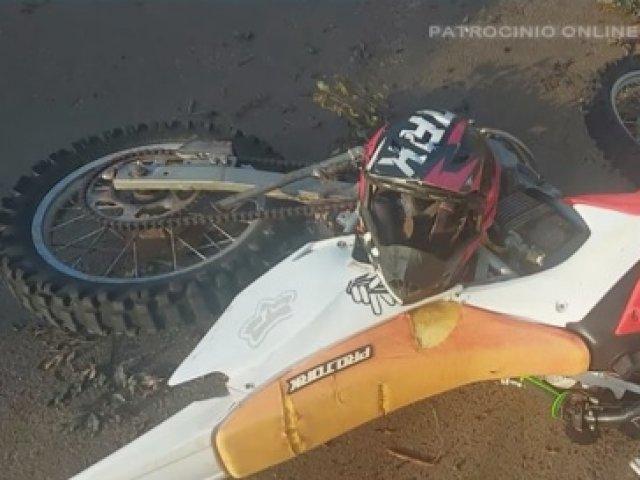 Motociclista perde o controle do veículo e morre em Patrocínio