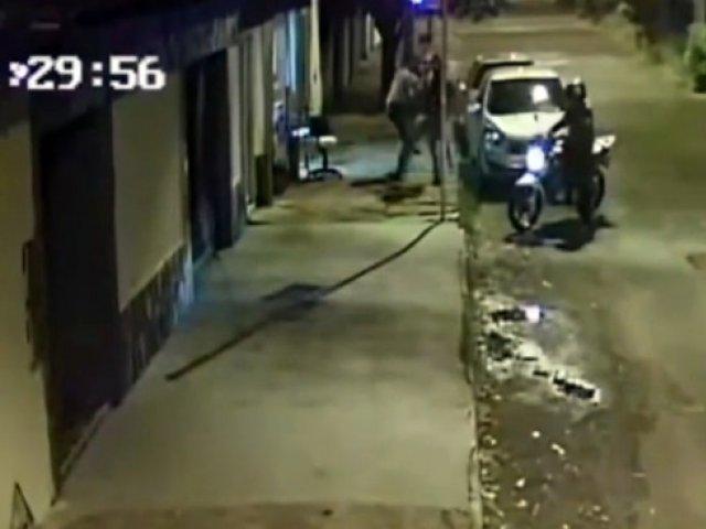 Regionais: Homem é baleado após proteger filha de ataque e ex é suspeito de ser o mandante