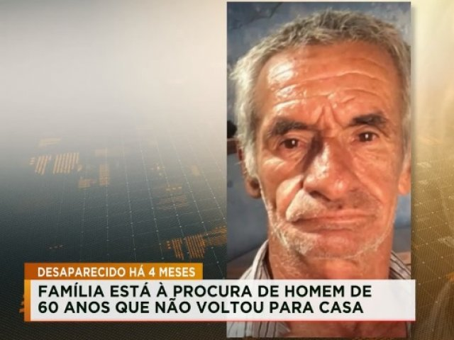 Homem desaparece na zona rural de Coromandel